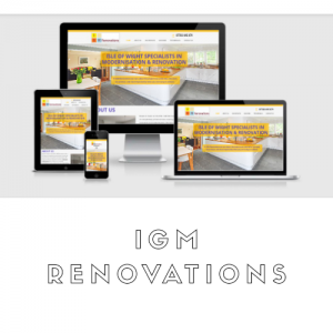 Jamudesign Portfolio IGM Renovations