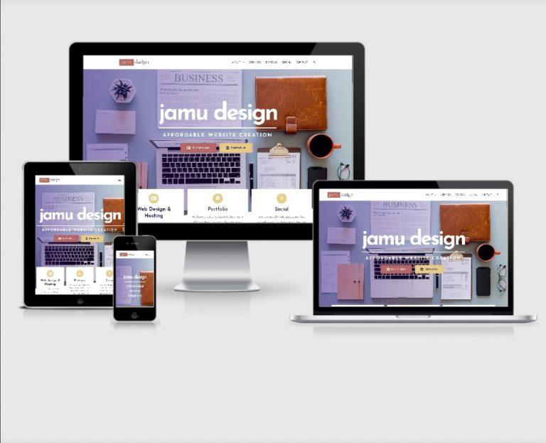 Jamu Design our work